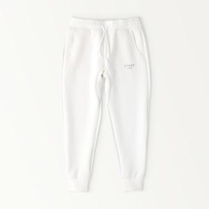 STOMP LTY SOUND JOGGER PANTS (WHITE)