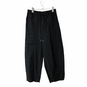 【オーダー受付】Tapered-Pants  (black)