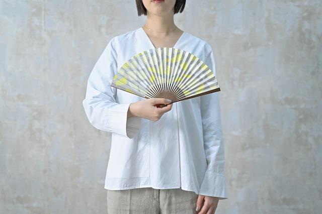 [women's] UMO#1 檸檬 Lemon  扇子