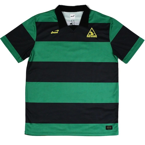 SNACK SKATEBOARDS  Fitted mesh soccer jersey L スナック