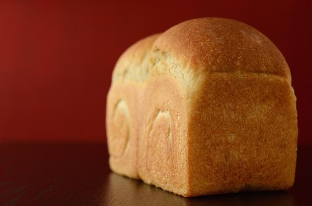 もっちり湯だね食パン