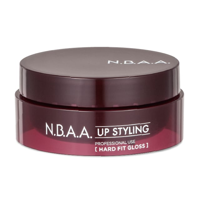 (NB-CG03)N.B.A.A. UP STYLING ハードフィット グロス