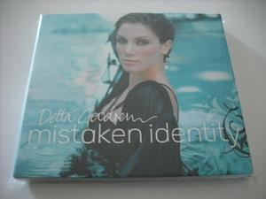 【CD+DVD】DELTA GOODREM / MISTAKEN IDENTITY