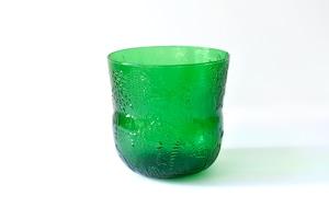 vintage IITTALA FAUNA green bowl 16cm / ヴィンテージ イッタラ ファウナ ボウル グリーン 16cm