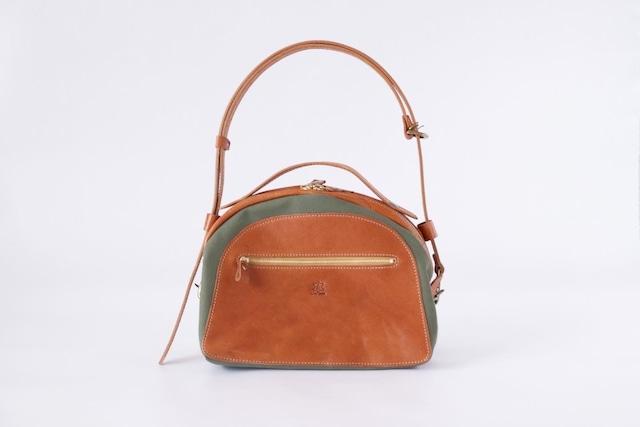 NC-040 / Half moon 3way Shoulder Bag