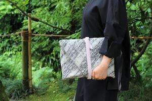 【1点もの】FUROSHIKI PC BAG Msize ZAMPUプロジェクト
