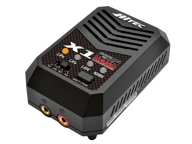 ハイテック 充電器 ACバランスチャージャー X1 ナノ