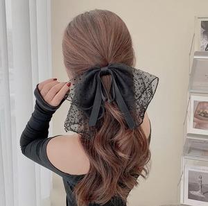 hair ribbon accessory 3type