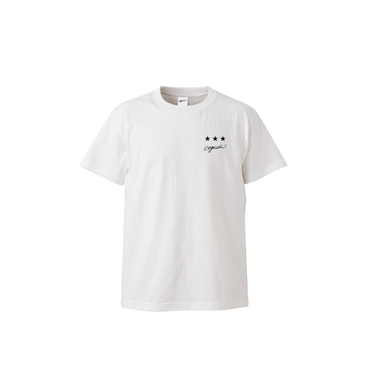 ST T-shirt(WHITE)
