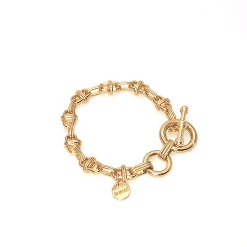 in mood H chain bracelet GD