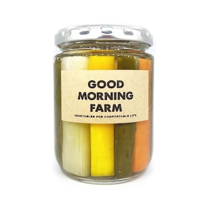 愛媛野菜のミックスピクルス (白ねぎ)|GOOD MORNING FARM