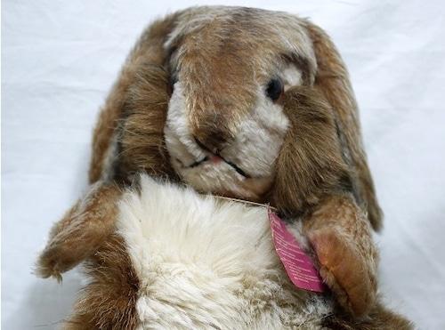 シュタイフ ウサギのパペット  Steiff