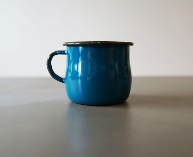 エマリアオルクシュ(emalia olkusz)Belied Mug 350ml ブルー