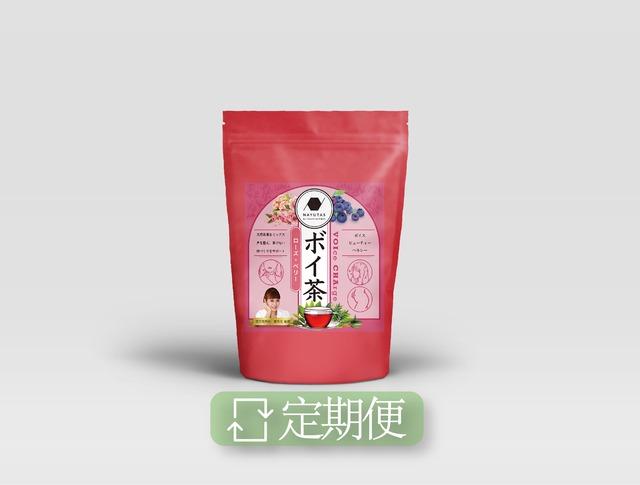 【定期便は10%お得】ボイ茶 ~VOIce CHArge~  レッド