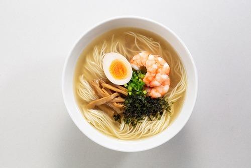 有明海産のり塩ラーメン × 4食の商品画像2