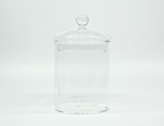 クローズドテラリウム用ガラスキャニスター(L-size)《苔テラリウム・コケリウム用》