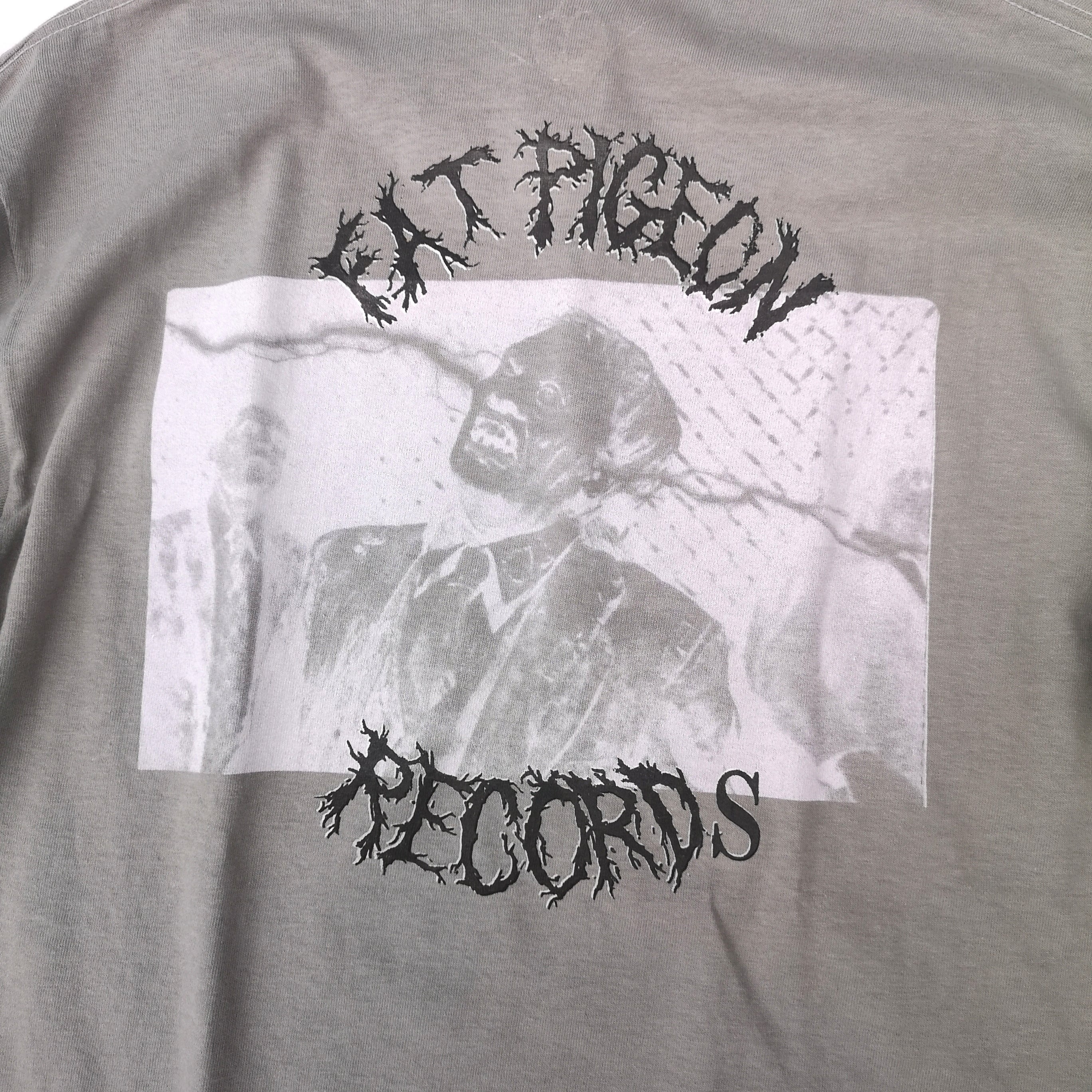 FAT PIGEON RECORDS TEE