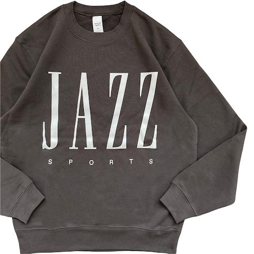 JAZZ & SPORTS スウェット/チャコール