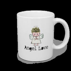 Angel Love マグカップ