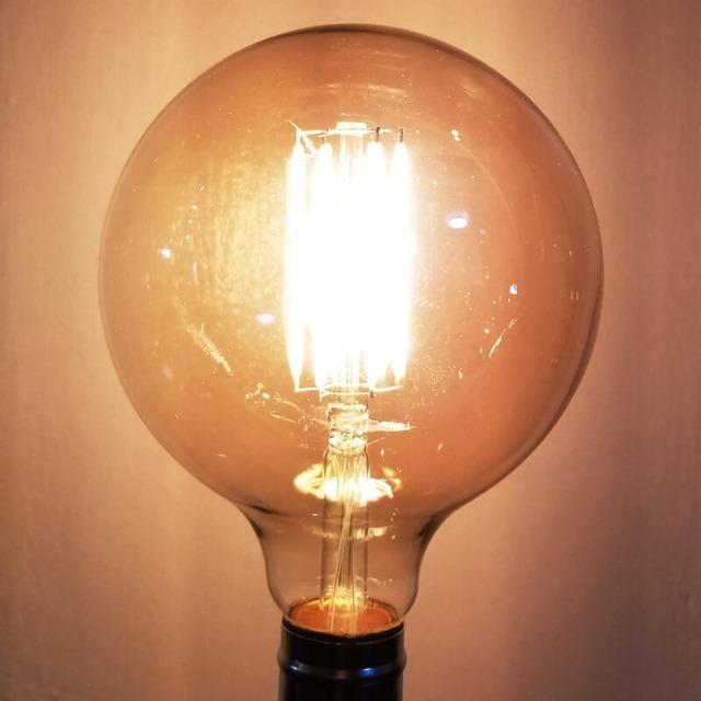 G-125 エジソンバルブLED電球