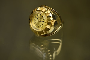 【ビンテージ時計】1970年12月製造 シチズン指輪時計 日本製