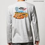 ハロウィーン限定商品! Halloween004 長袖Tシャツ:5.6オンス ロングスリーブ Tシャツ   パンプキンメイカー