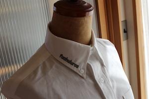 オックスフォードBDシャツ【ホワイト】