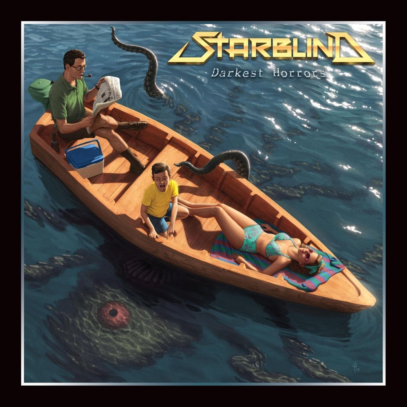 """STARBLIND """"Darkest Horrors"""" (輸入盤)"""