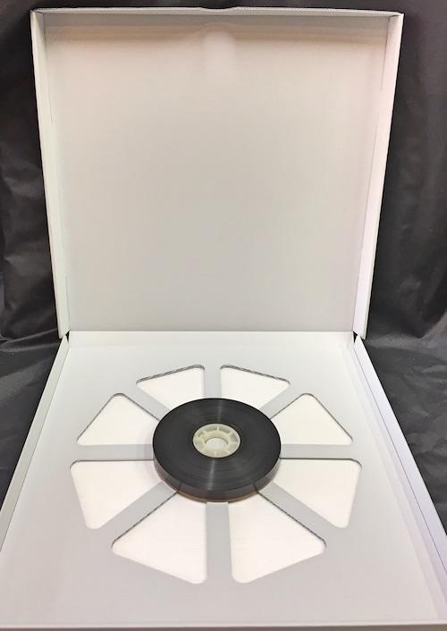 16ミリフィルム保存箱(2000ftまで)
