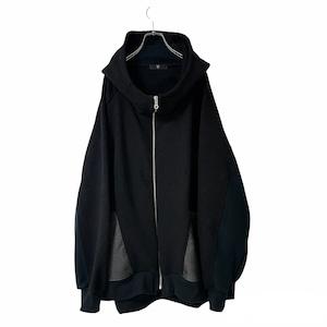Dolman-Hoodie PW (black)