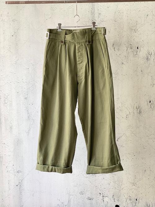 military buggy pants