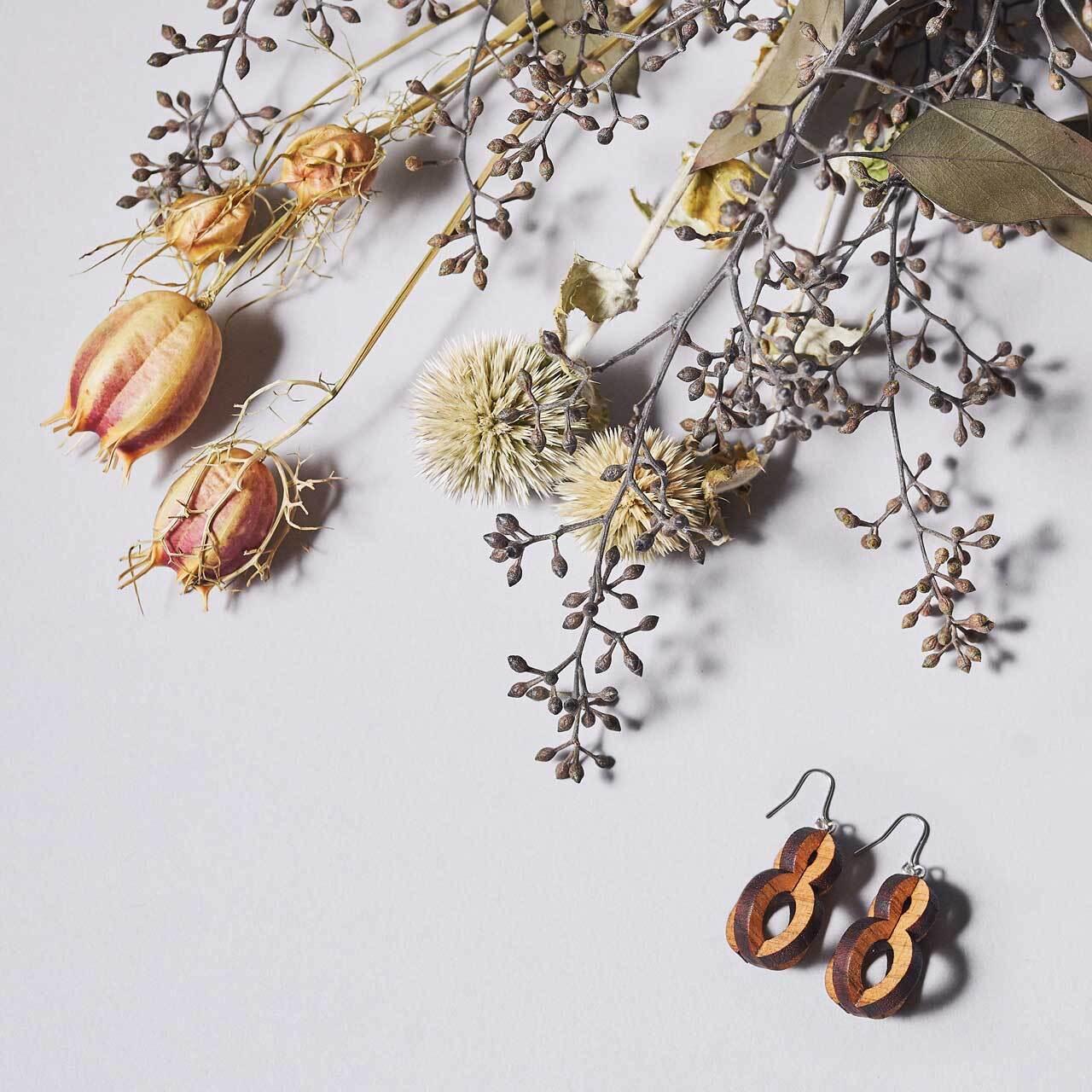 gourd / ひょうたん(Pierced Hang)