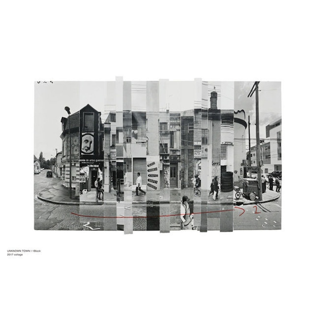 【UNKNOWN TOWN】 1BLOCKS