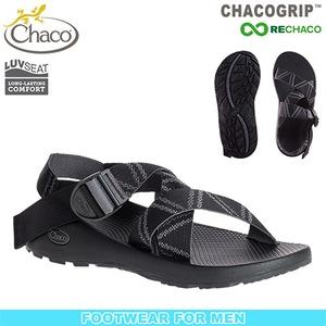 Chaco チャコ Ms MEGA Z クラシック グリッチブラック