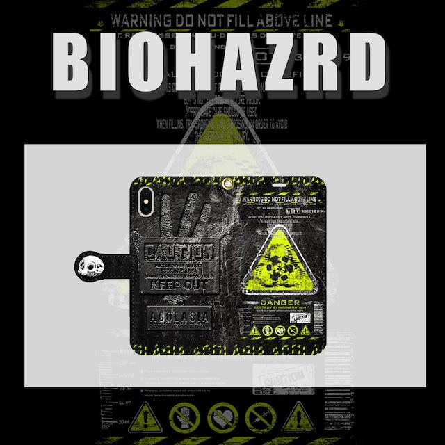 BIOHAZARD case 手帳型