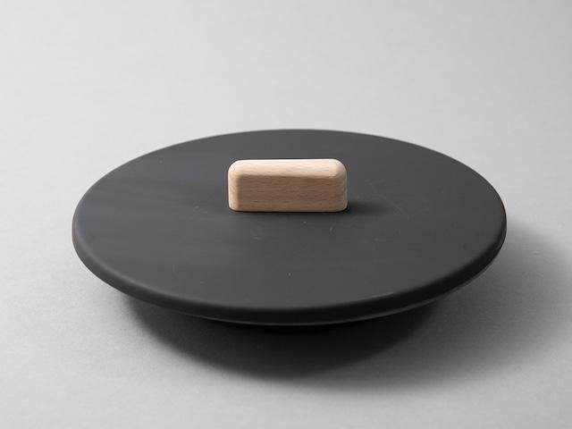 専用フタ(ブナ)Mサイズ - FRYING PAN JIU