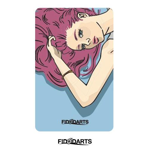 FIDO Darts Card [002]