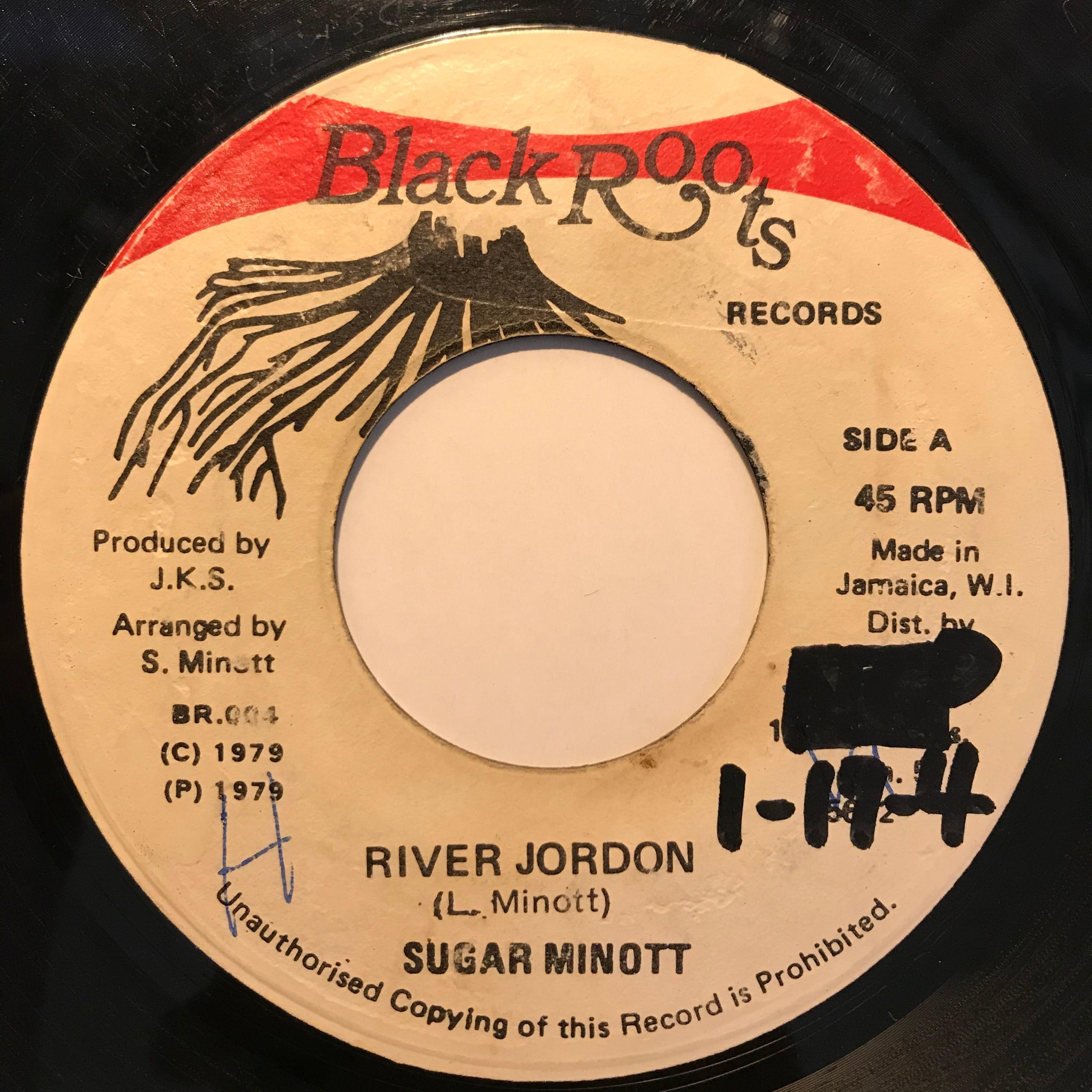 River Jordon - Sugar Minott 【7-10805】