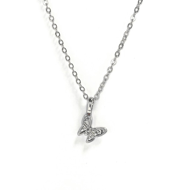 Butterfly Necklace【SILVER】