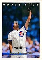 MLBカード 93UPPERDECK Frank Castillo #408 CUBS