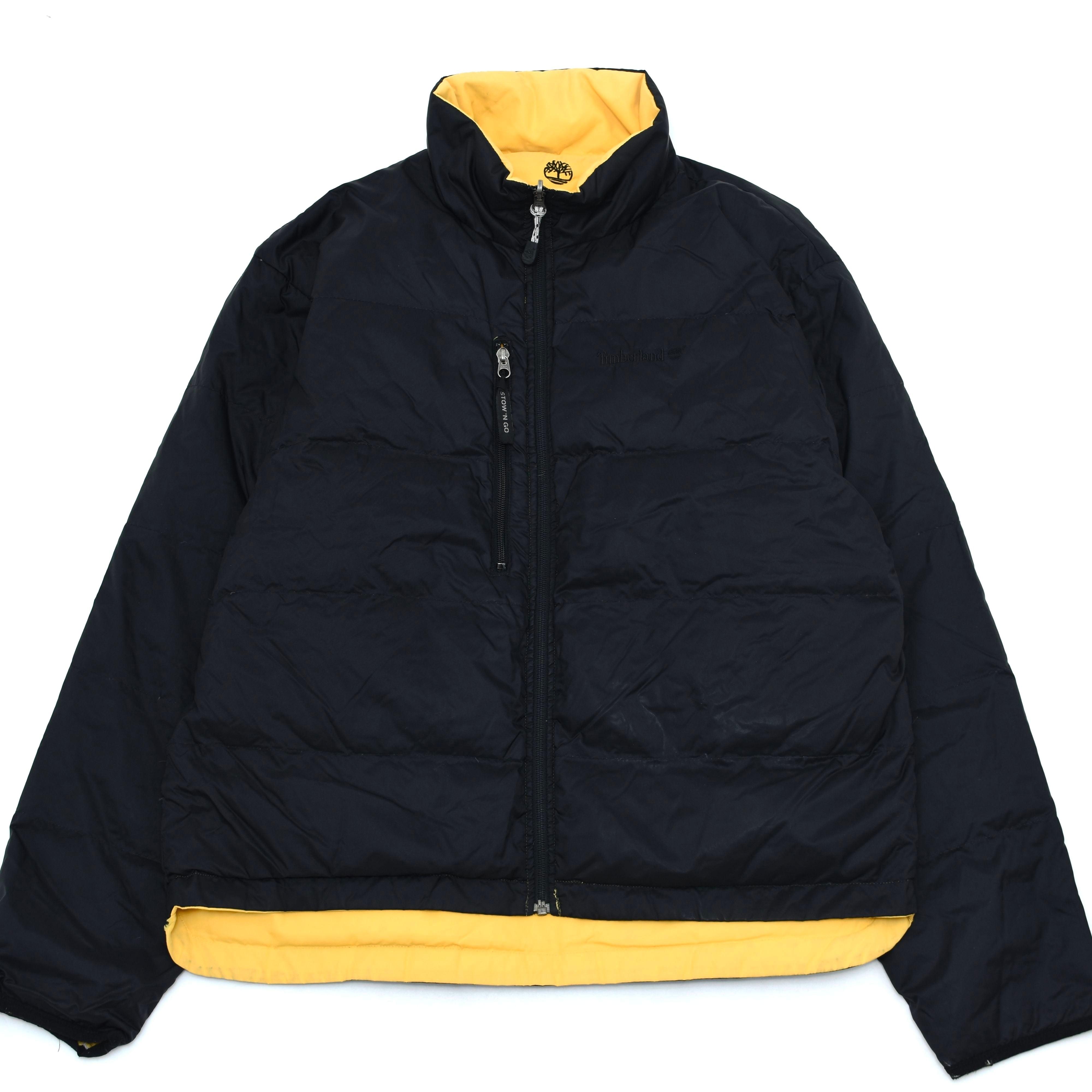 Timberland reversible down jacket