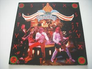 【パンフレット】STYX / 1982 JAPAN TOUR