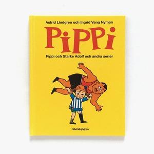 アストリッド・リンドグレーン「Pippi och Starke Adolf och andra serier(ピッピとストロング・アドルフとおはなしいろいろ)」《2011-01》