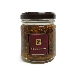カカオニブスハニー Cacao-nibs dipped in Honey