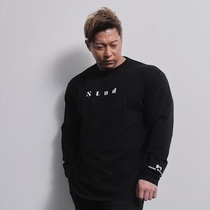 long sleeve T-shirt (BLACK)