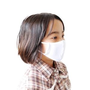 子供滑らかソフトマスク(ホワイト2枚組) ※送料無料