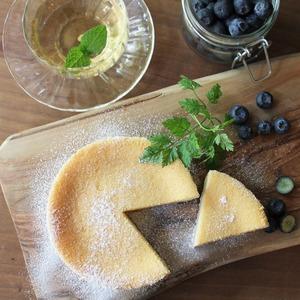 美山牛乳チーズケーキ