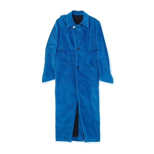 TRENCH / BLUE CORDUROY