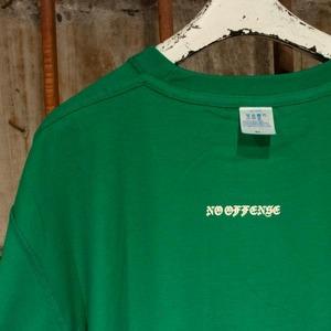 BELLRINGER【ベルリンガー】Reversible T-shirt(S/S) (GREEN/ SIZE:L)