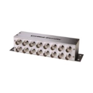 ZFSC-16-1-75(BNC), Mini-Circuits(ミニサーキット) |  RF電力分配器・合成器(スプリッタ・コンバイナ), Frequency(MHz):1 to 150 MHz, 分配数:75Ω 16 WAY-0°